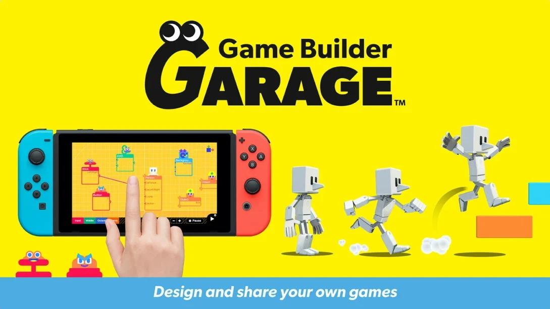 Game Builder Garage review – super everything maker