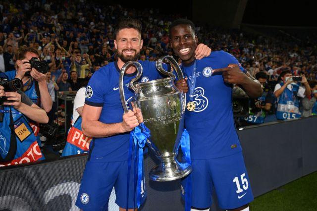 Kurt Zouma Manchester City v Chelsea FC - UEFA Champions League Final