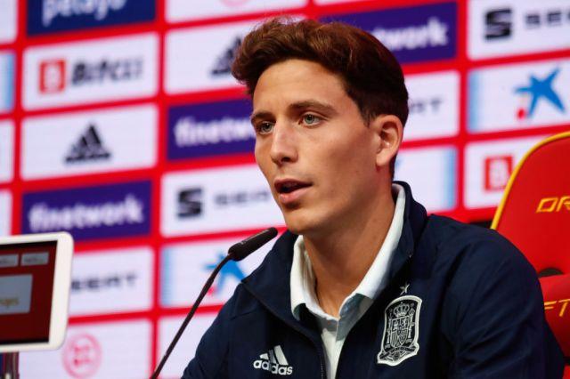 Pau Torres - SPAIN Press Conference
