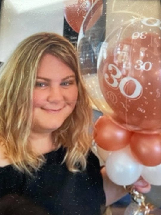 Tribute was paid to a young bride who suddenly died of cardiac arrest three months before their wedding day.