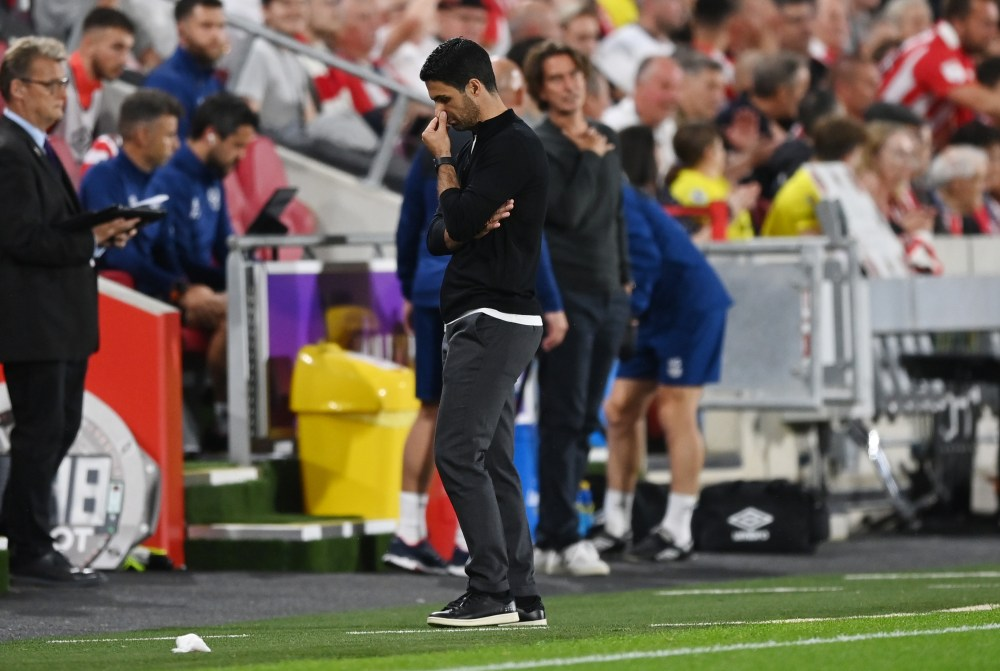 Mikel Arteta issues apology to Arsenal fans after opening day defeat to  Brentford | Metro News