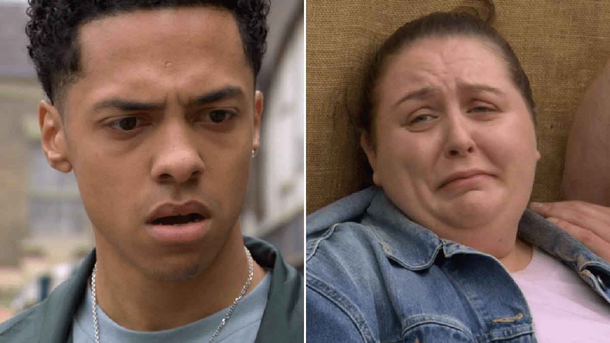 EastEnders spoilers: Keegan's fury as Bernie and Tiffany's diet pill secret is exposed after sudden collapse