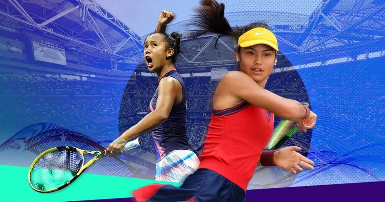 Emma Raducanu is seet to take on Leylah Fernandez in the final of the US Open