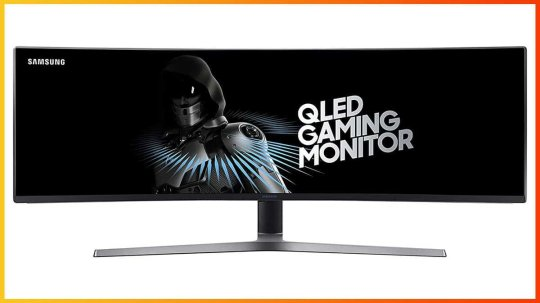 Samsung?s 49inch CHG90 Curved Gaming Monitor