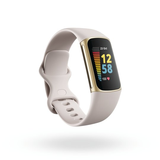 The Fitbit Charge 5 (Fitbit)