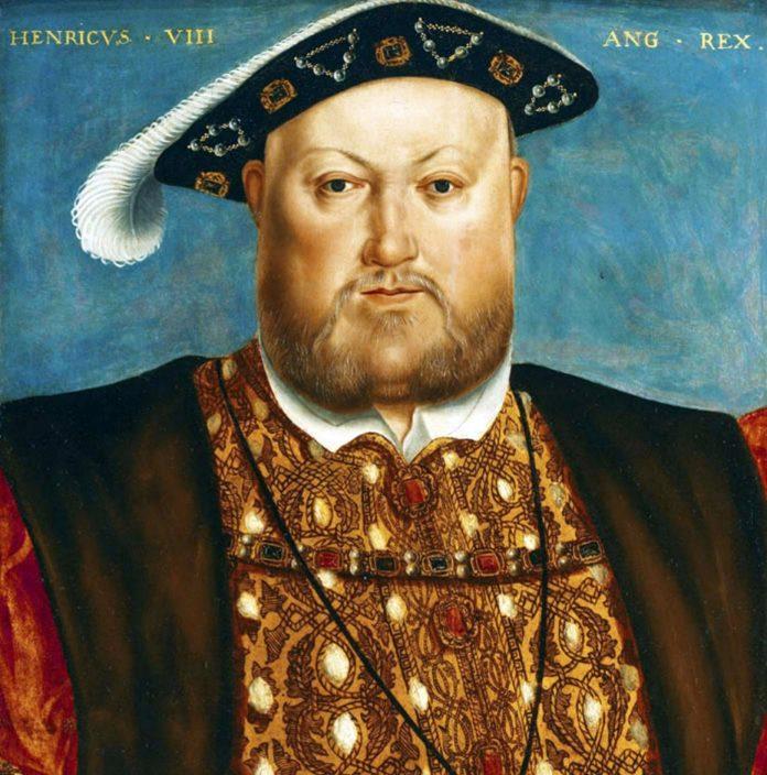 Henry VIII portrait