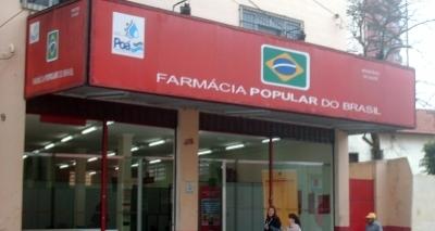 Governo decide fechar as 393 unidades do Farmácia Popular a partir de maio