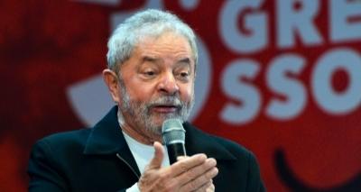 'Tenho consciência que não vou ser preso', diz Lula