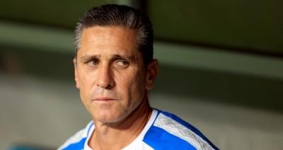 Jorginho diz que árbitro 'foi decisivo' para derrota do Bahia