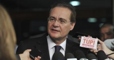 """""""Ninguém aguenta mais o governo Temer"""", critica Renan Calheiros"""