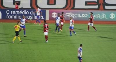 Bahia só empata com o lanterna Atlético-GO em 1 a 1 fora de casa