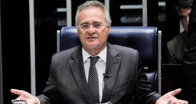 Justiça condena Renan Calheiros à perda do mandato e dos direitos políticos