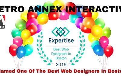 Best Web Designers Boston 2016