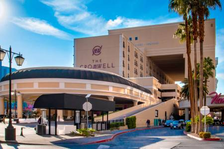 Cromwell Hotel & Casino Las Vegas, Nevada - Commercial Awnings and Canopy Structure by Metro Awnings