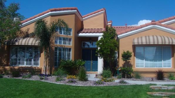Custom Residential Awnings Fabricated in Las Vegas, Nevada - Metro Awnings