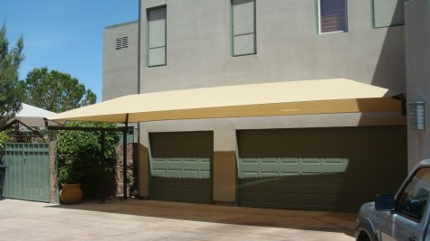 Custom Built Shade Structures of Nevada - Metro Awnings