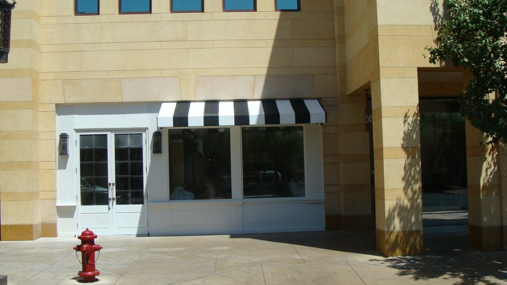 Custom Window Awnings by Metro Awnings & Iron of Las Vegas