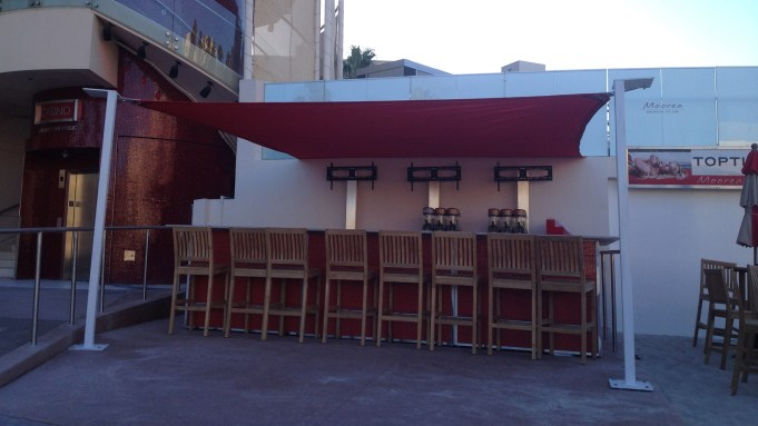 Commercial Shade Sail Systems - Las Vegas, Nevada
