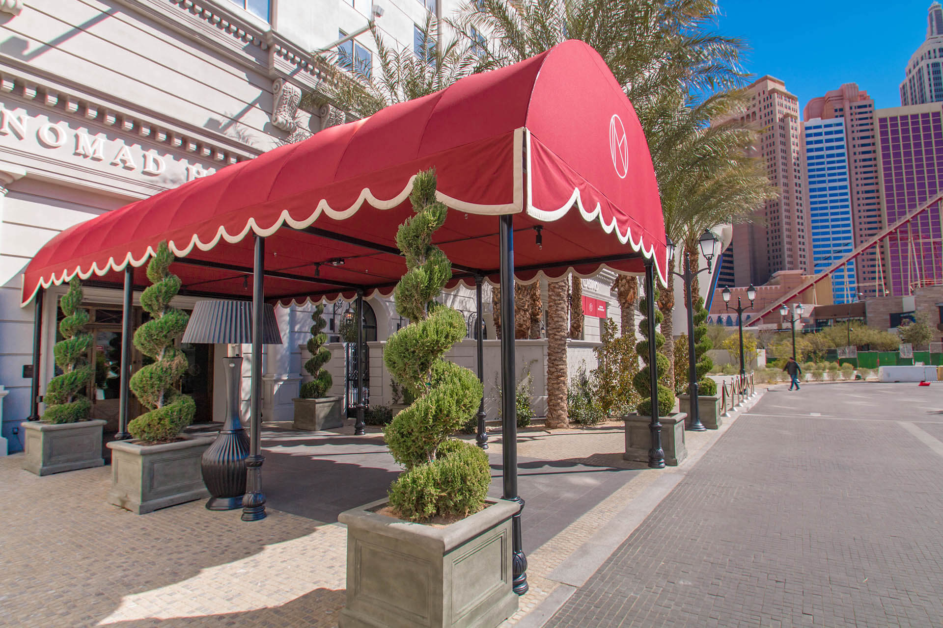 NoMad Hotel at Park MGM Hotel & Casino - Las vegas, Nevada