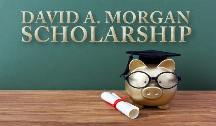 David A Morgan Scholarship