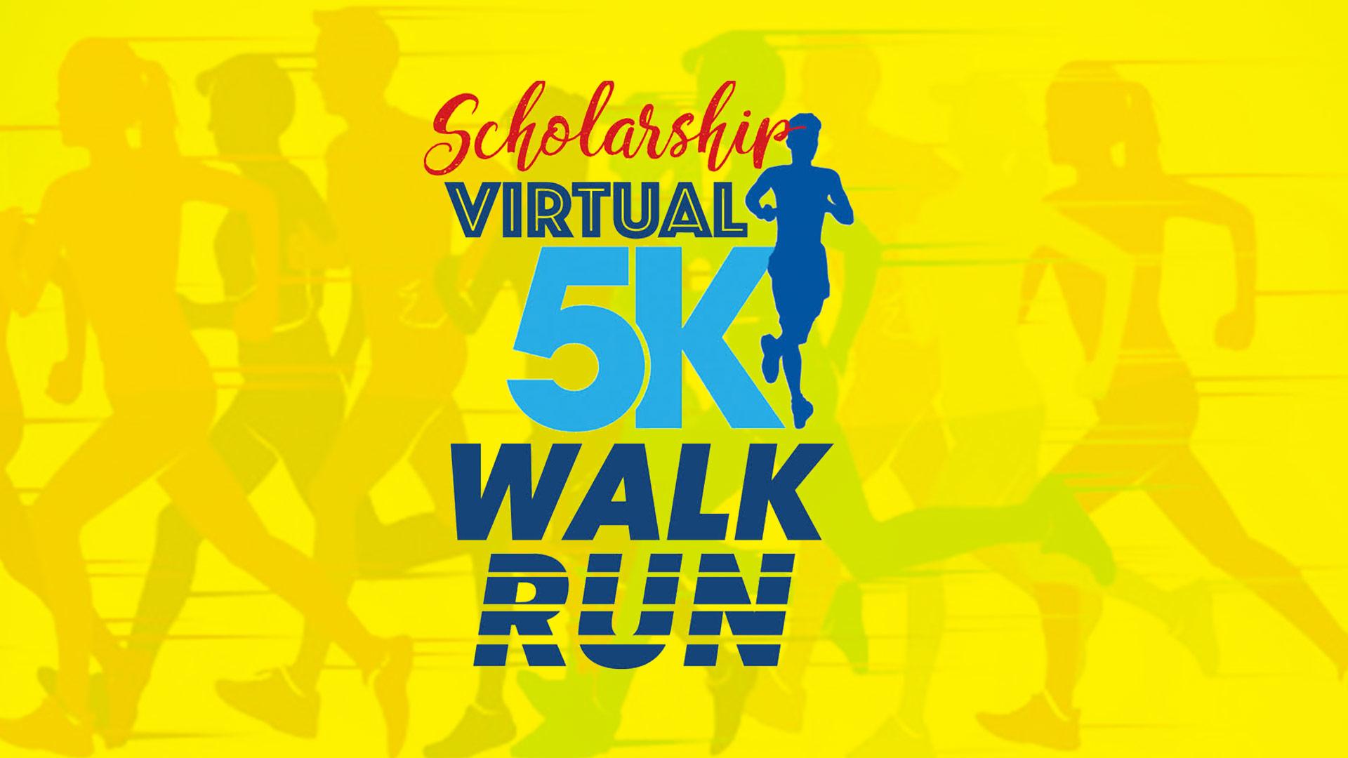 MBC Scholarship Virtual 5K Walk/Run