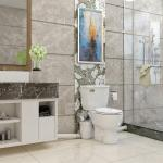 Catch Home Buyers' Attention with a Bathroom in an 'Impossible' Space