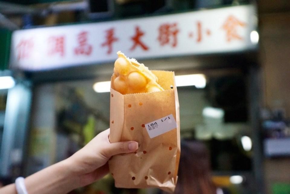 egg-waffle-spécialités-culinaires-hong-kong