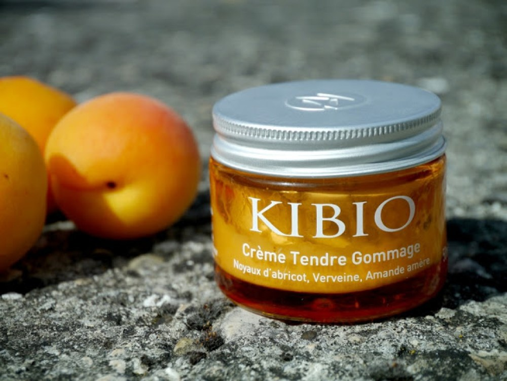 Crème tendre gommage de KIBIO
