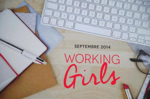Birchbox septembre 2014 working girl