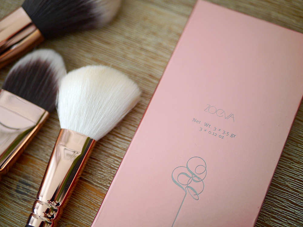 ROSE GOLDEN BLUSH PALETTE – ZOEVA