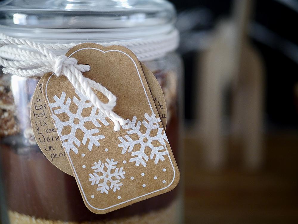 DIY Noël : Les bocaux gourmands