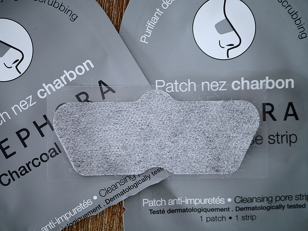 Patch anti-points noirs au charbon - Sephora