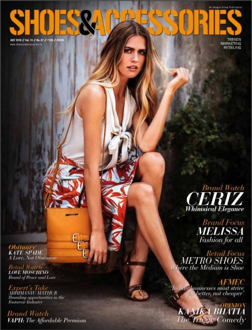 Shoes and Accessories Magazine