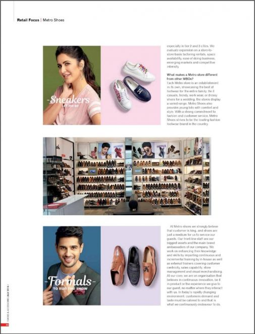 Shoes and Accessories Magazine2