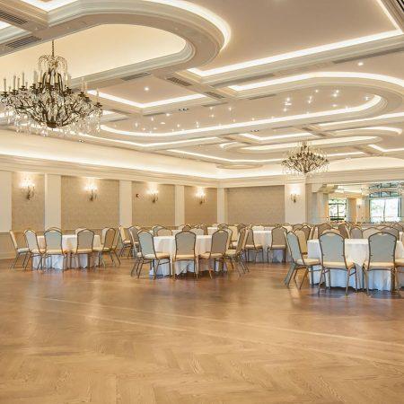 San Antonio Country Club Ballroom Metropolitan Contracting