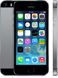 iPhone color_gray
