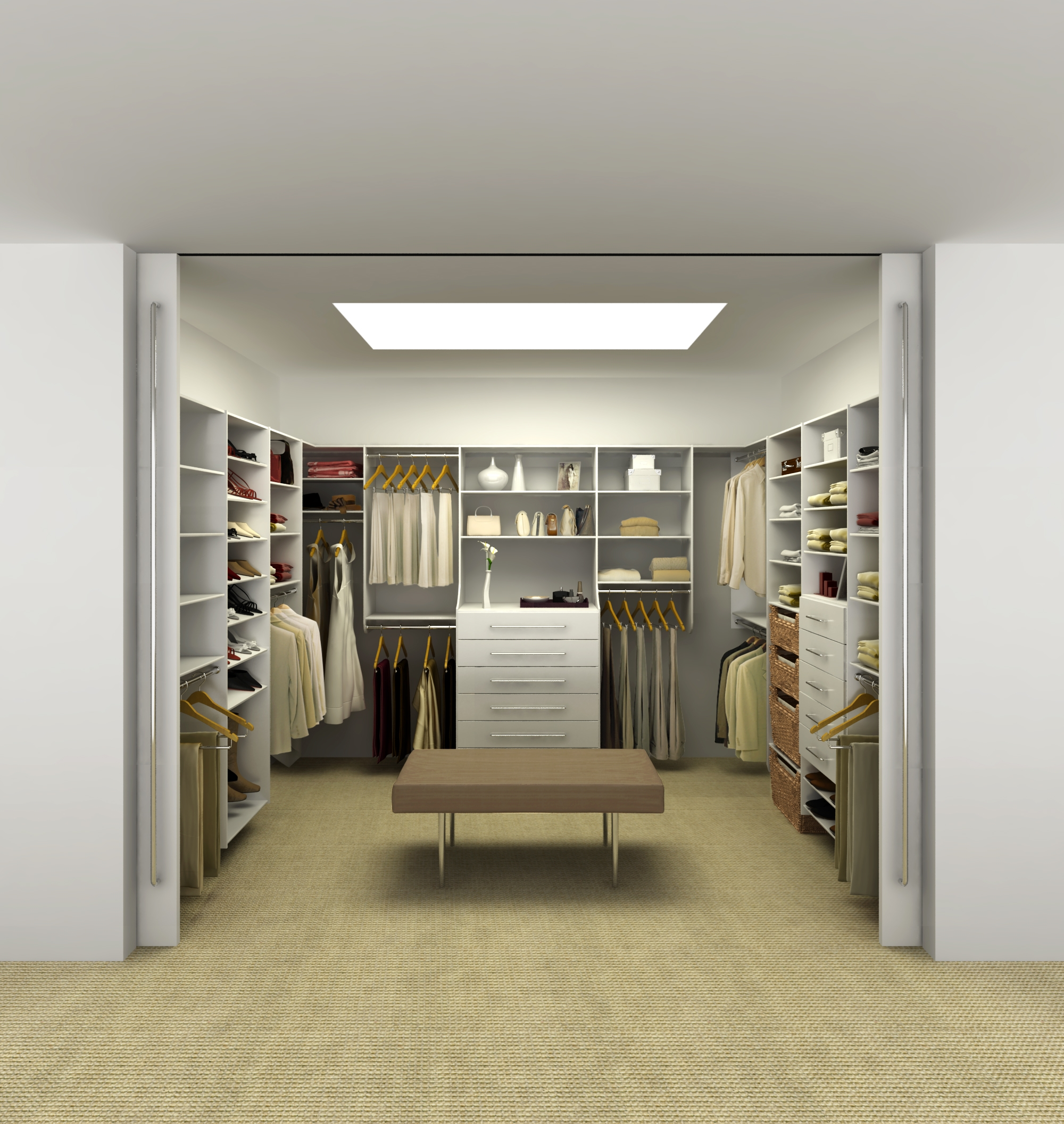Vestidores A Medida En Madrid Metrocloset Interiors Inside Ideas Interiors design about Everything [magnanprojects.com]