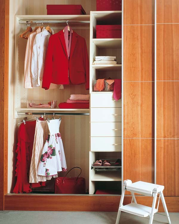 Dise o de armarios empotrados metrocloset - Interiores armarios empotrados puertas correderas ...