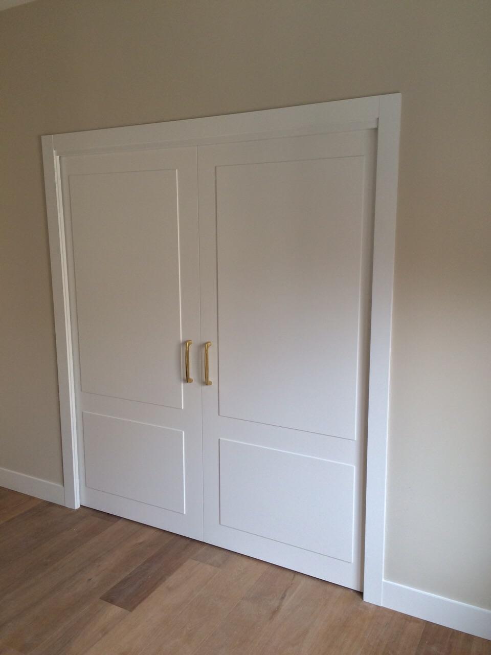 Frentes de armario a medida metrocloset - Armarios empotrados puertas correderas ...