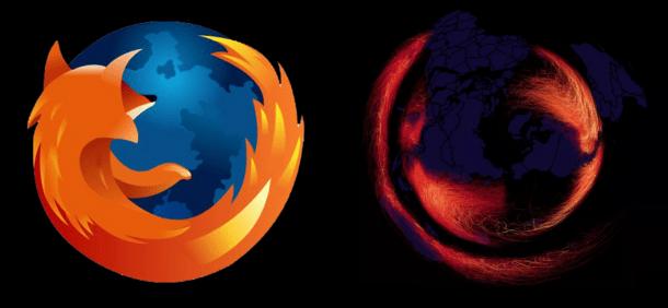 hurricane map firefox logo