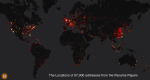 Mapping 57,000 Addresses From the Panama Papers
