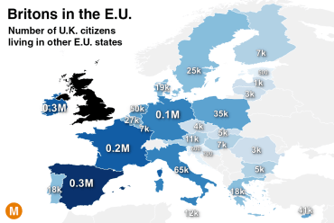 Which EU Country Has the Most Citizens Living Abroad ... on large map of australia, large map of japan, large map of the world, large map of continents, large map of romania, large map of time zones, large map of bangladesh, large map of vietnam, large map of brazil, large map of spain, large map of italy, large map of pakistan, large map of new zealand, large map of uk, large map of india, large map of canada, large map of rivers, large map of united kingdom, large map of russia, large map of usa,