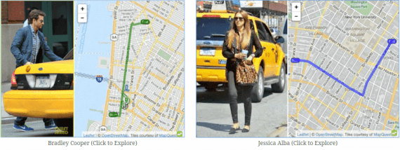 NYC taxi data privacy