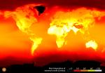 Annual Peak Temperatures Across the World