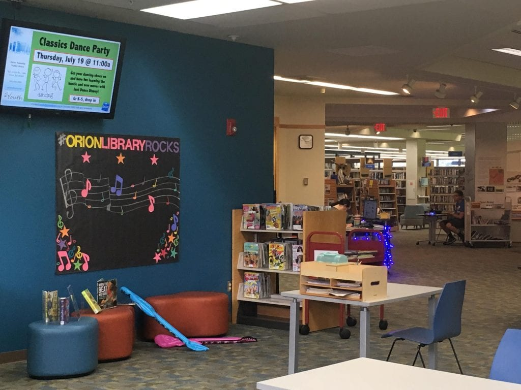 Orion Township Public Library