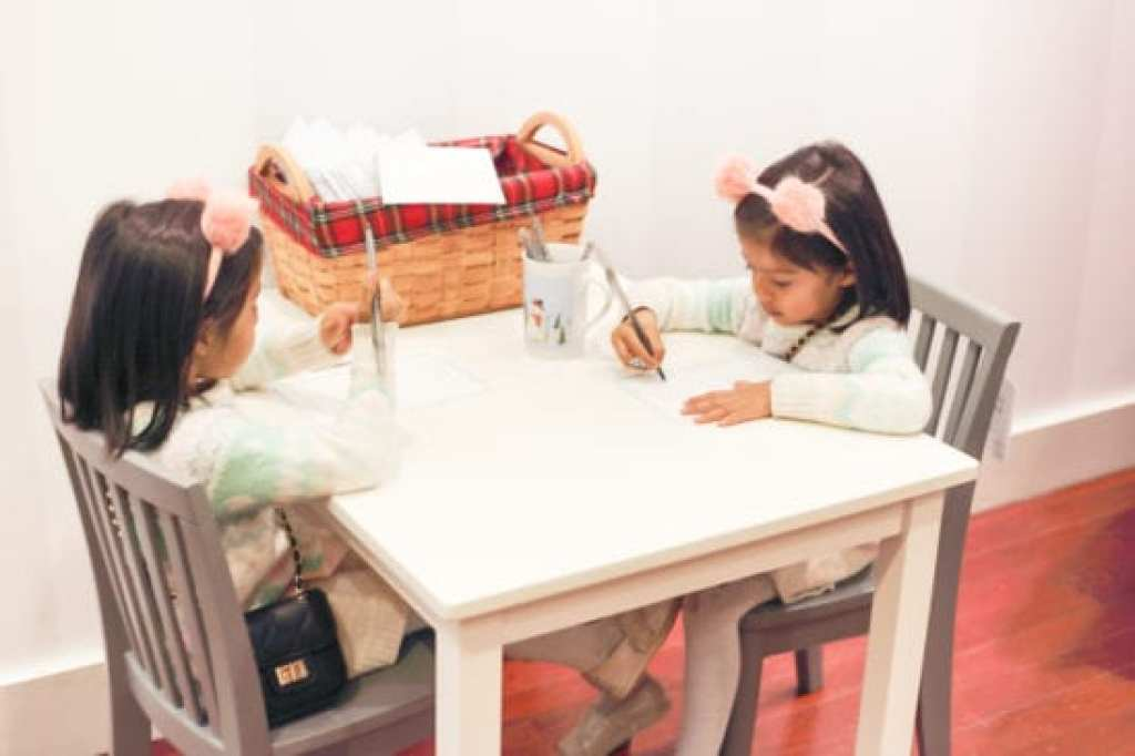 Letters to Santa at Somerset Collection Kid's Only Shop