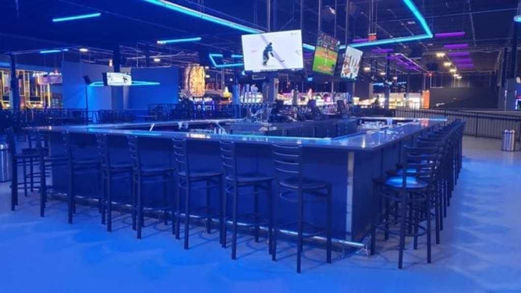 Allegiant Nonstop Bar