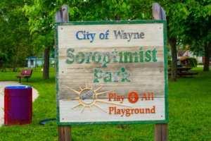 Play 4 All Soroptimist Park in Wayne