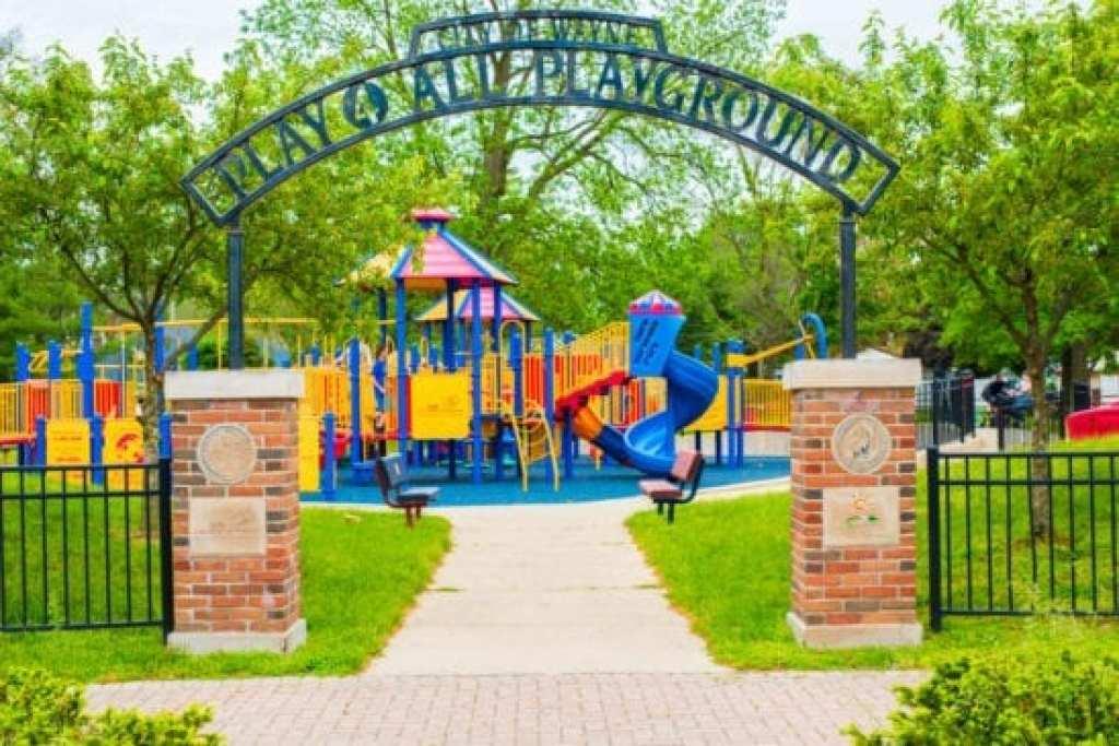 Play 4 All at Soroptimist Park
