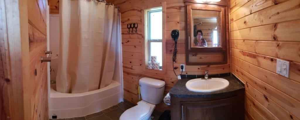 private batheroom